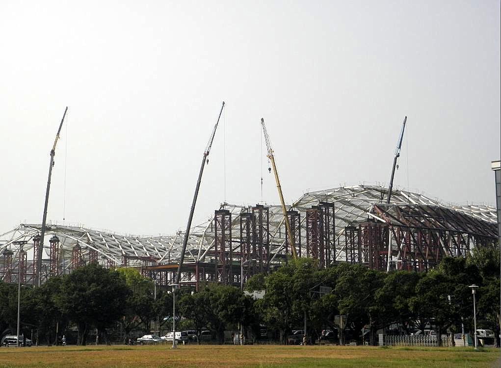 圖片:【高雄】中鋼總部啟用 亞洲新灣區房價起飛