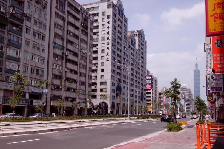 圖片:[台北]幸福終點站系列 捷運信義線對房市的意義