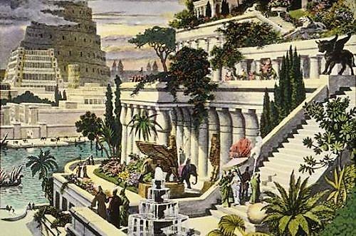 圖片:在高雄遇見『巴比倫空中花園』