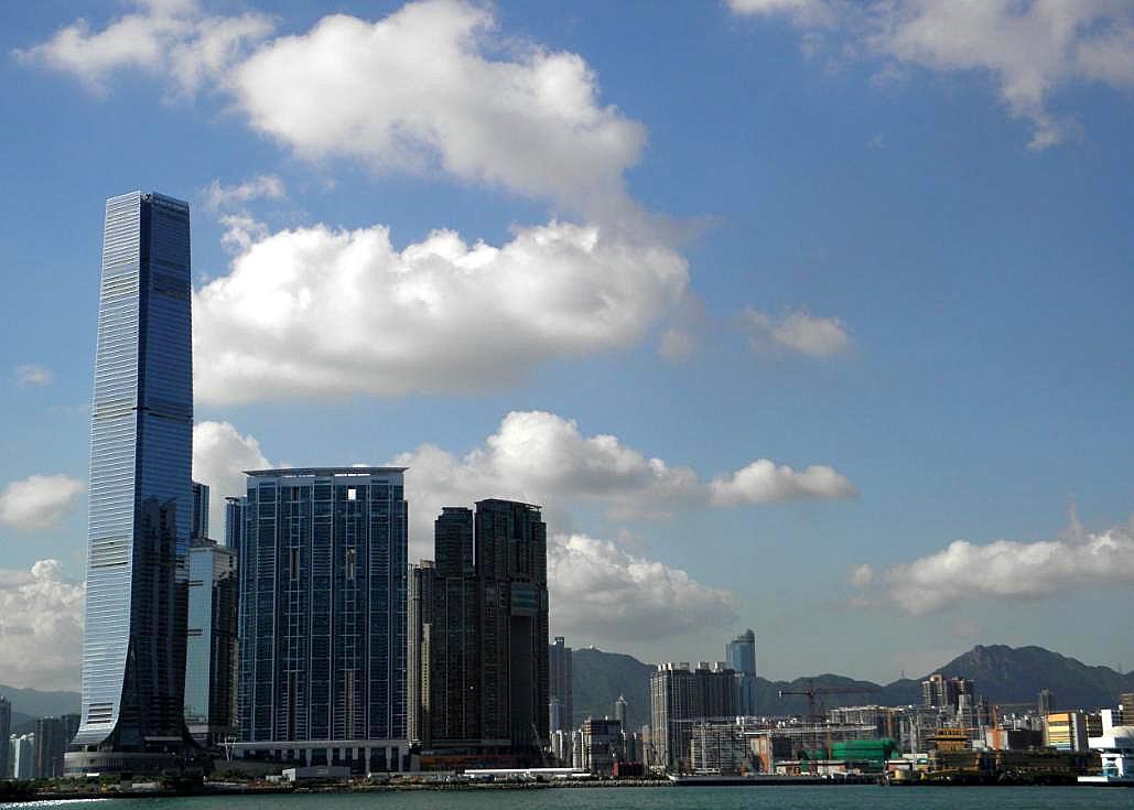 圖片:香港房市被唱衰 台灣會步上後塵嗎?