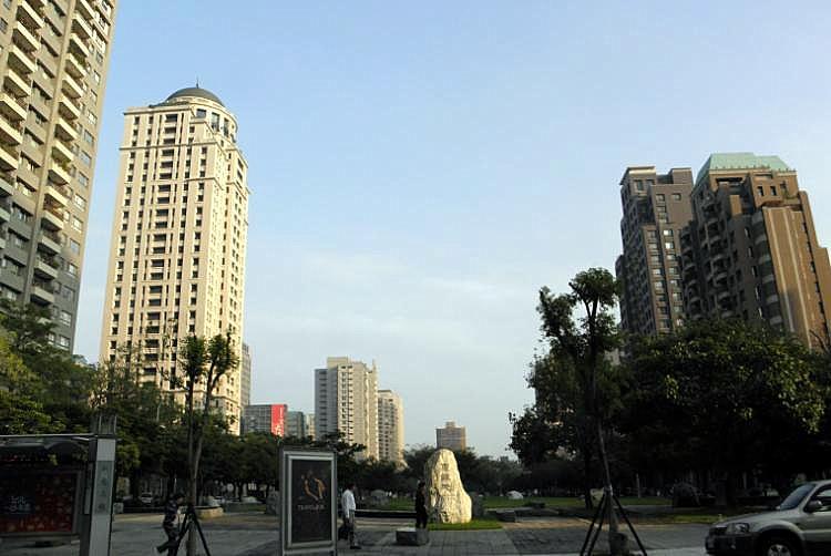 圖片:豪宅面臨查稅 房市有驚無險