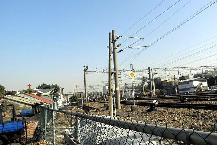 圖片:移居台南系列 鐵路地下化讓古都換新裝