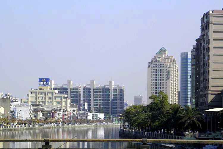 圖片:重劃特區巡禮 台南市政特區豪宅聚集