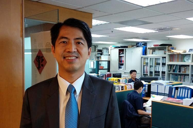 圖片:名人談房地產 李耀中:房市回升在總統大選後