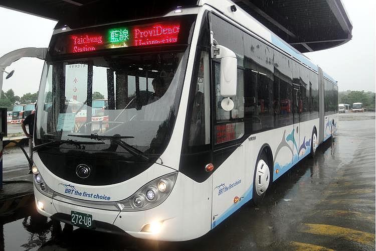 圖片:幸福終點站系列 BRT支撐台中市房價