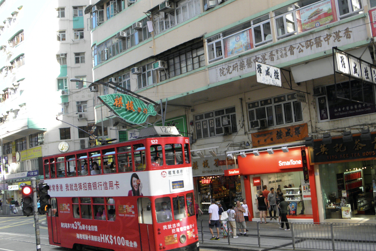 圖片:從香港蚊型公寓看台北房市