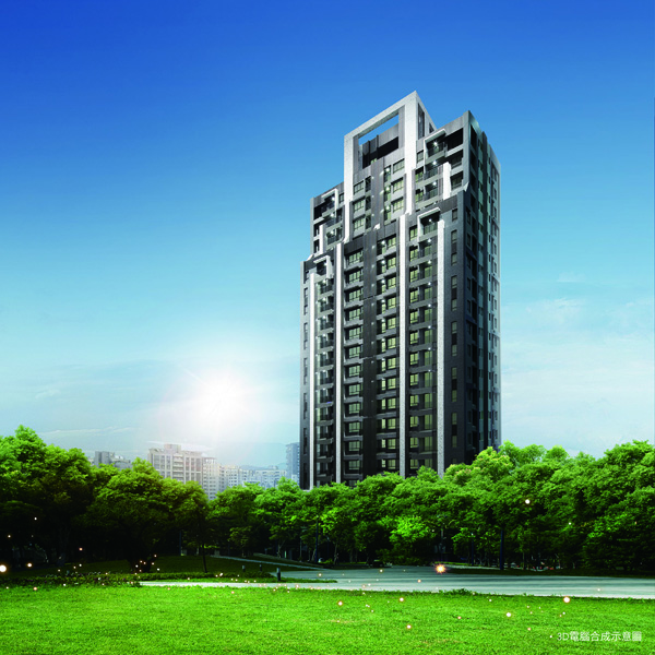 圖片:台北永和 廣宇建設.大陸工程【廣宇晴朗】 永和珍稀小坪數,跟爸媽住近一點