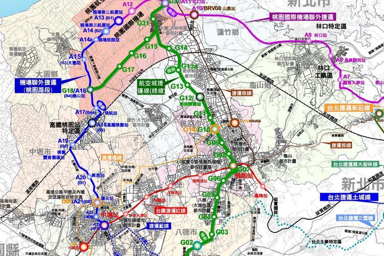 圖片:幸福終點站系列 綠線過關支撐桃園房市