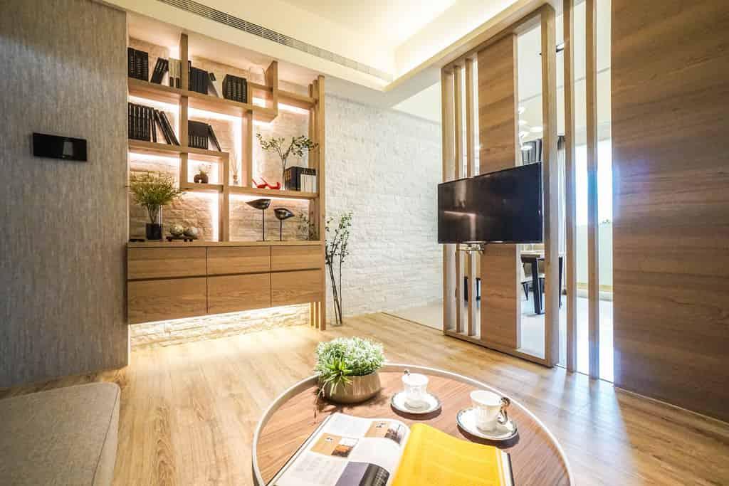 圖片:新竹新建案 | 富宇文匯 東區大樓店住自然團聚溫暖居所