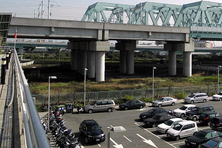 圖片:重劃特區巡禮 三大高鐵特區比一比