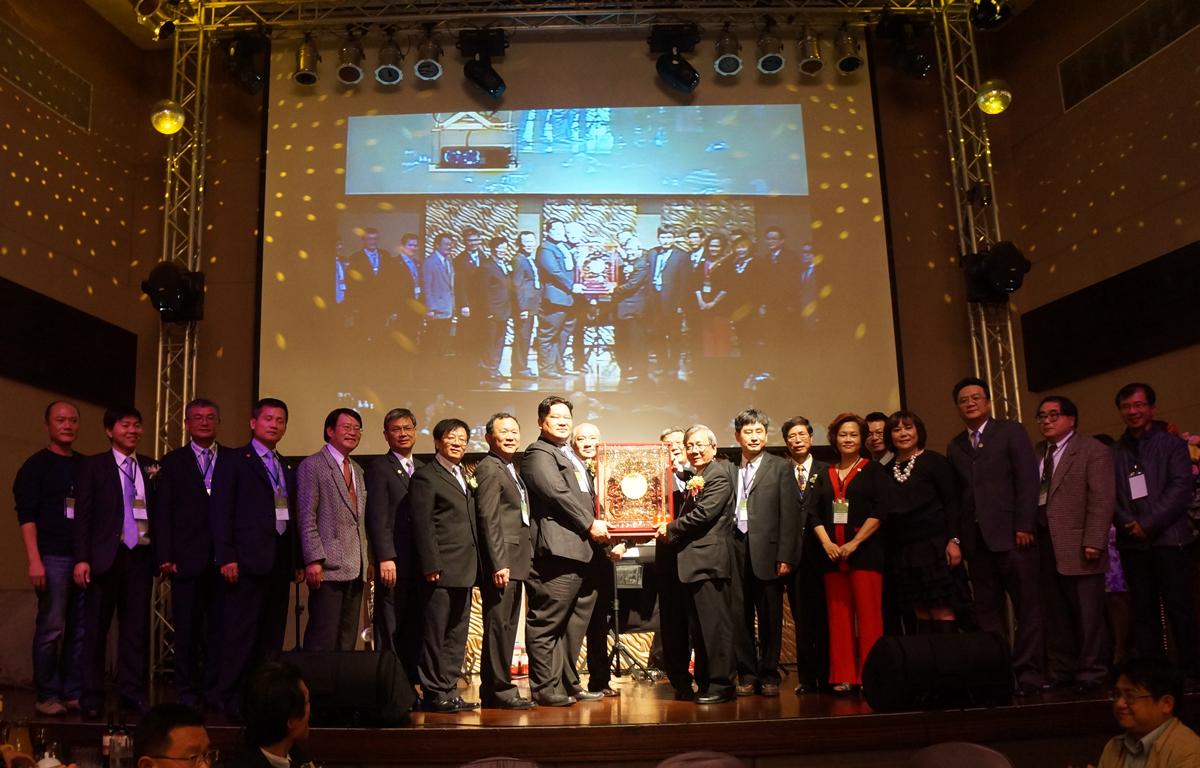 圖片:台南市建築經營協會第四屆第一次會員大會