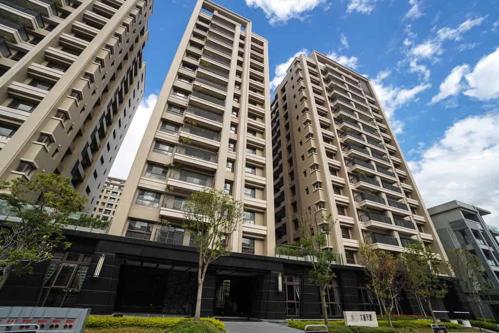 圖片:台中北屯新成屋 | 佳茂建設【佳茂太和】成屋大樓住家 打造居住型態