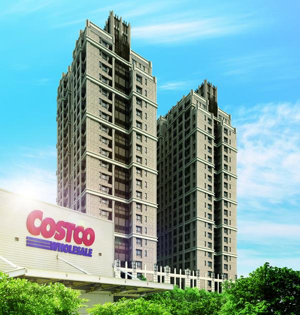 圖片:新竹東區 興築建設【興世代】竹科門戶「興世代」助你幸福