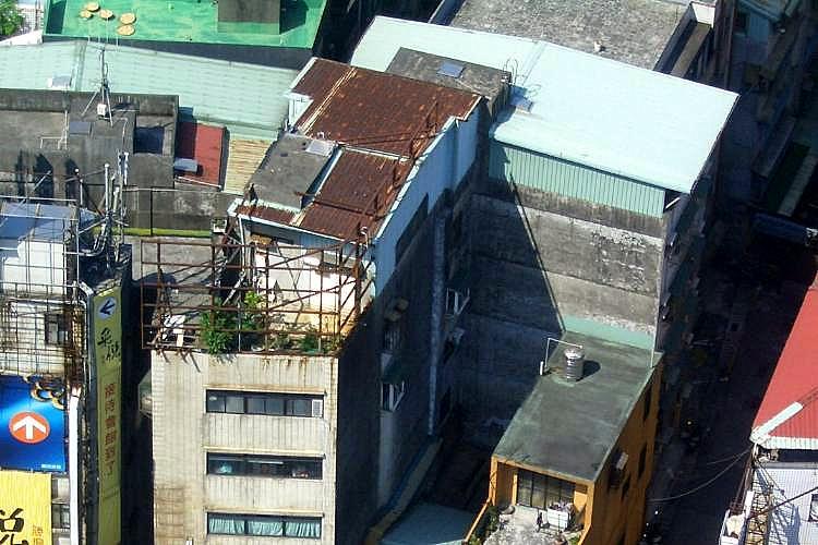 圖片:買屋要小心 違章建築有法可管
