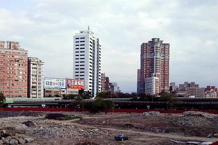 都市地價指數