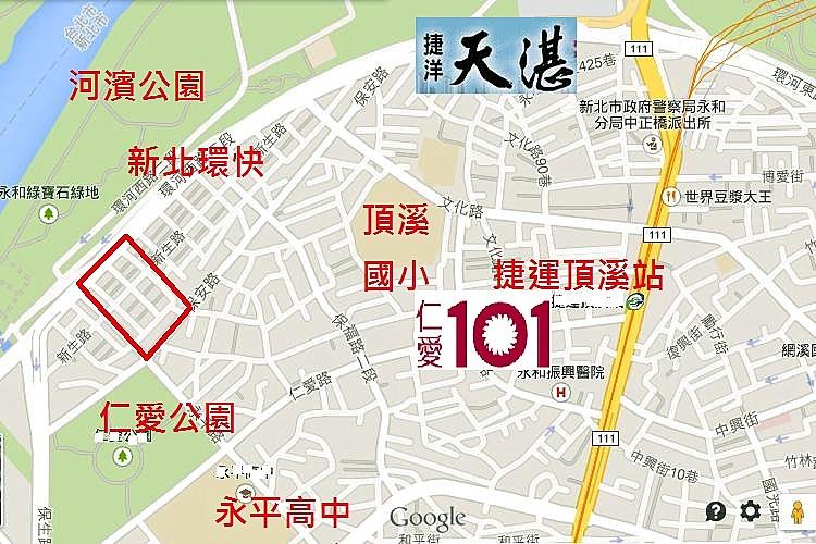 圖片:重劃區特區巡禮 大陳義胞社區都更案