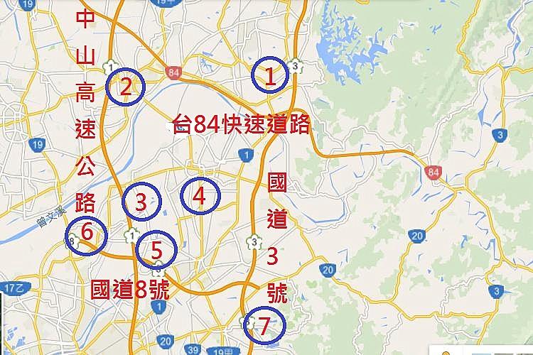 圖片:移居台南系列 來選新市政中心