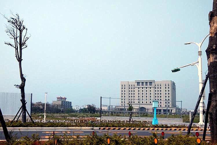 圖片:重劃特區巡禮 中路重劃區現搶地潮