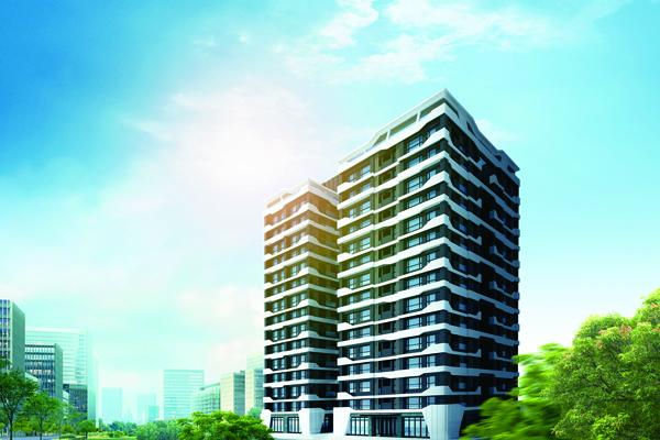 圖片:台北淡水 新潤建設【新潤峰采-陽光區】首付48萬起買大三房