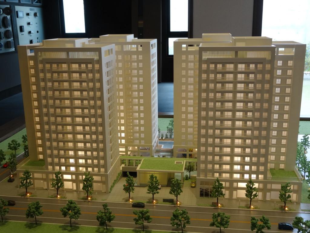 「和築」臨生產路將興建四棟、十五樓住宅