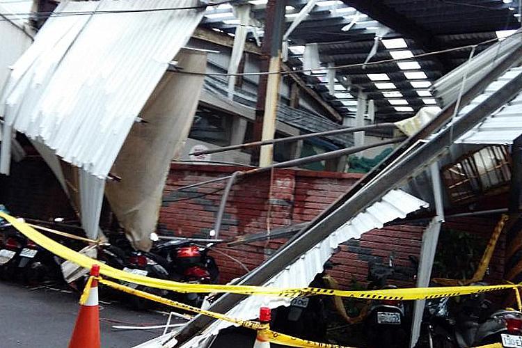 圖片:災後重建 別忘房屋受損的減稅權益
