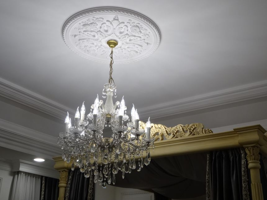 獨秀水晶燈
