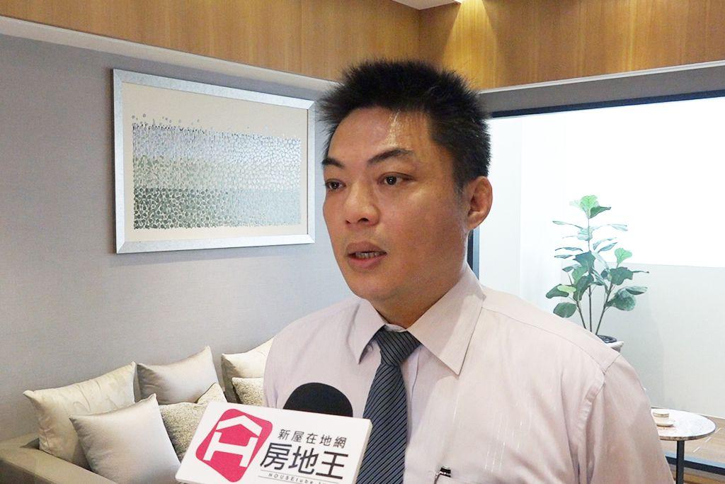 圖片:「新春建設-春福機構」專案經理王元成 為台南東區打造重量級飯店式管理社區【煙波四季】