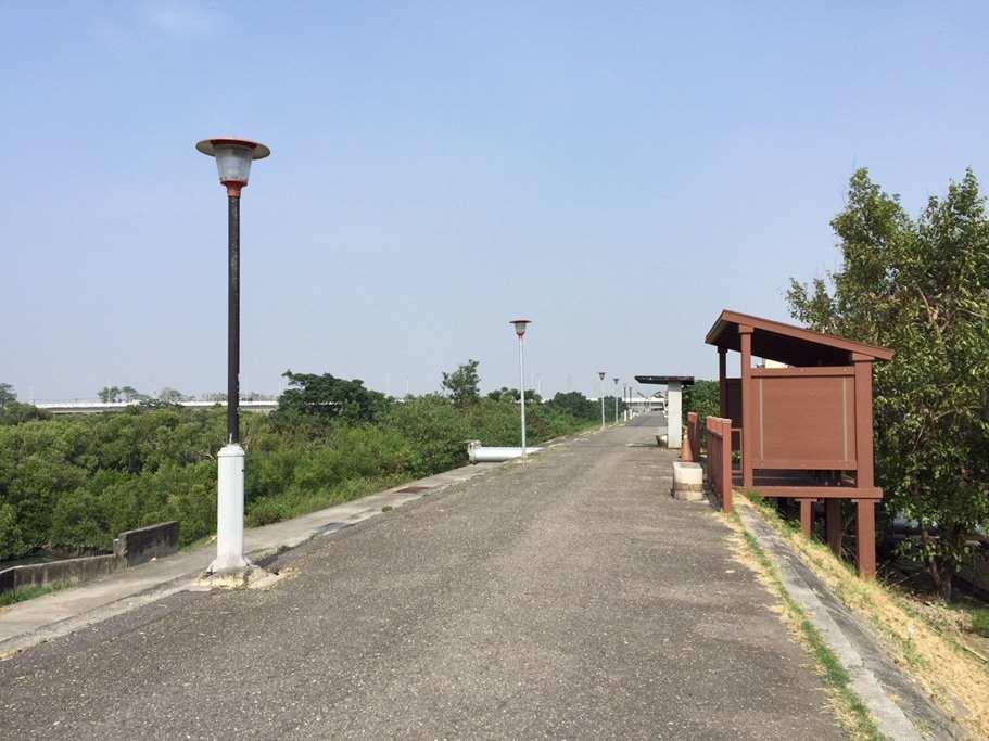 台南河堤步道
