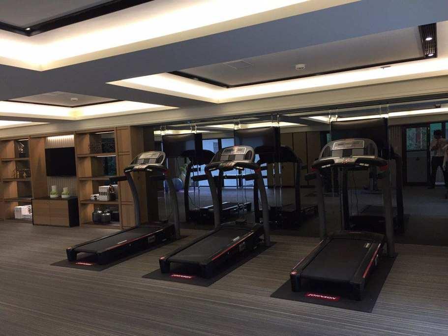 健身房實景