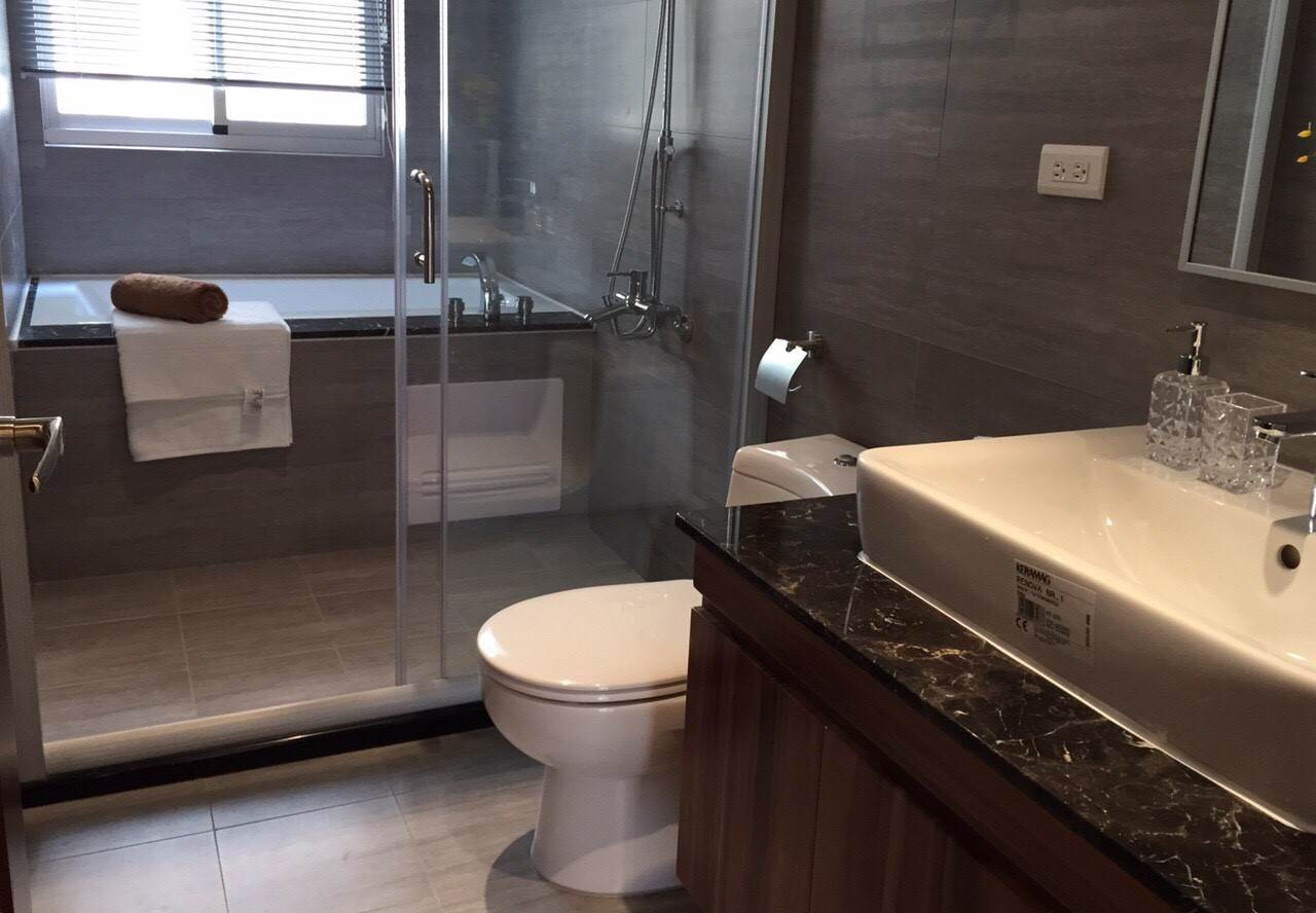 高級衛浴 乾濕分離浴室