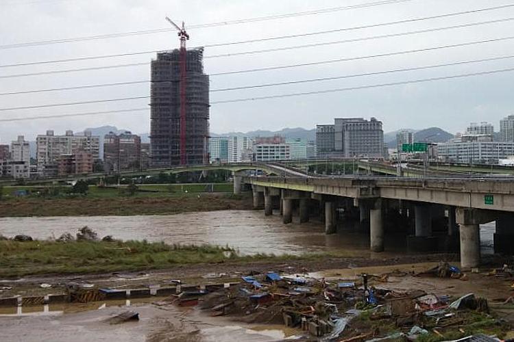 圖片:保了颱風洪水險 為何產險公司不理賠?