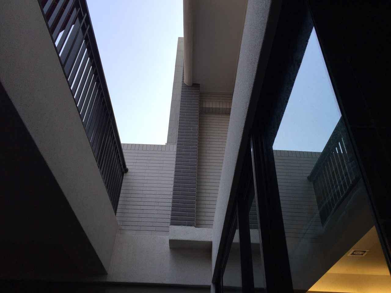 車庫內天井採光設計