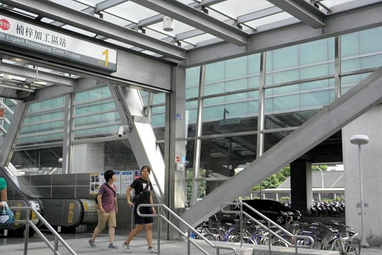 楠梓捷運站