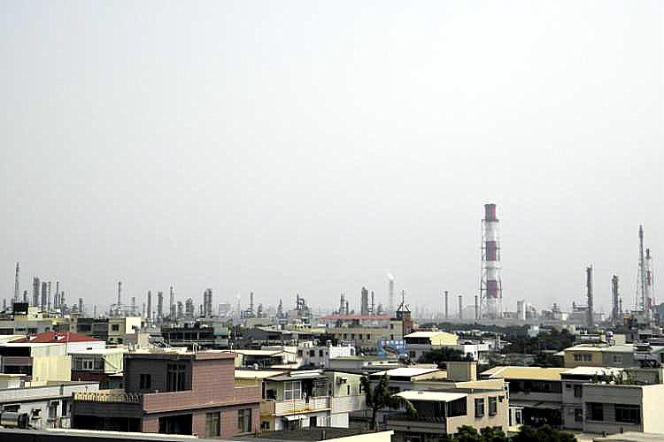 高雄煉油廠