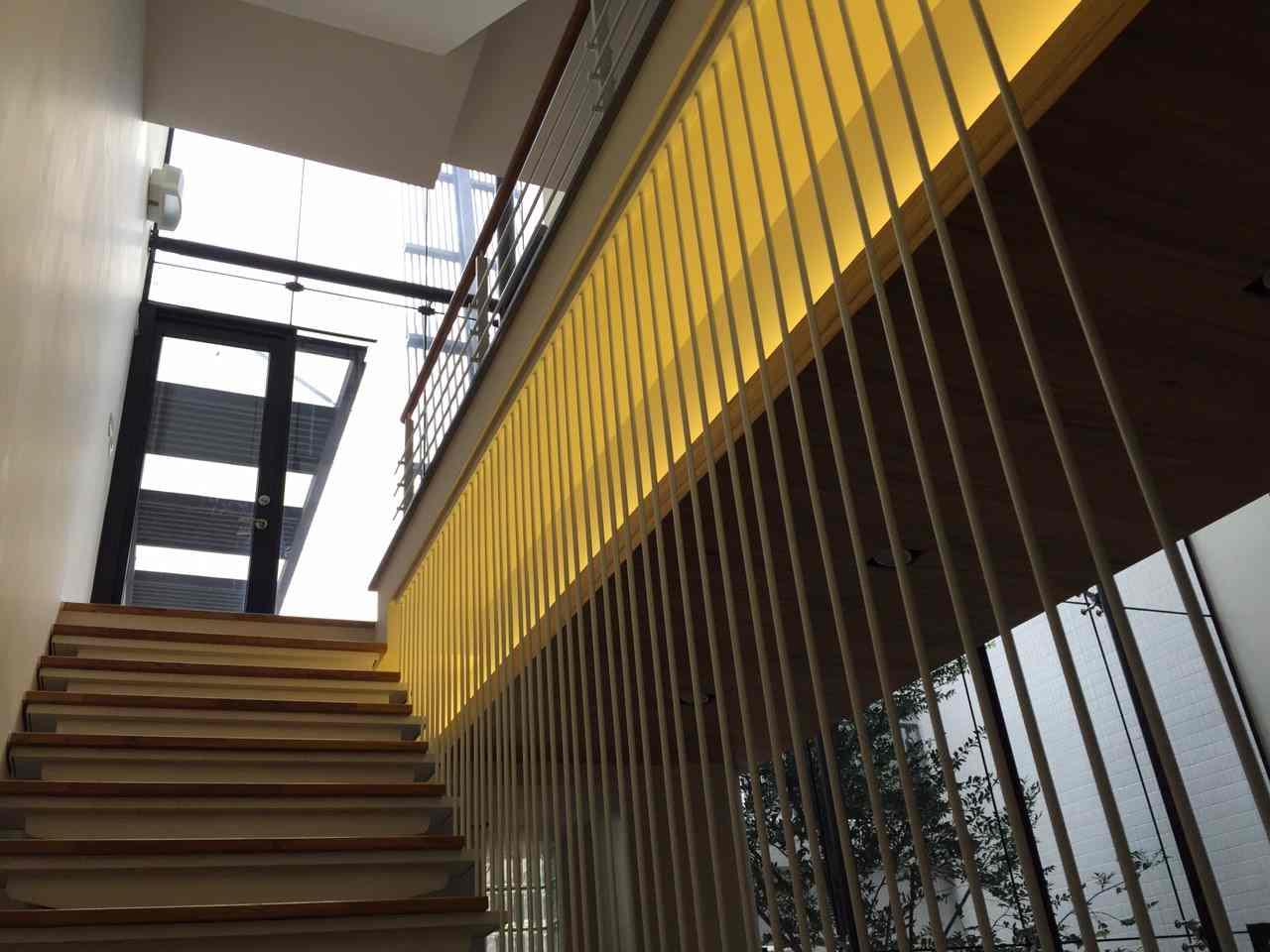 樓梯通風口