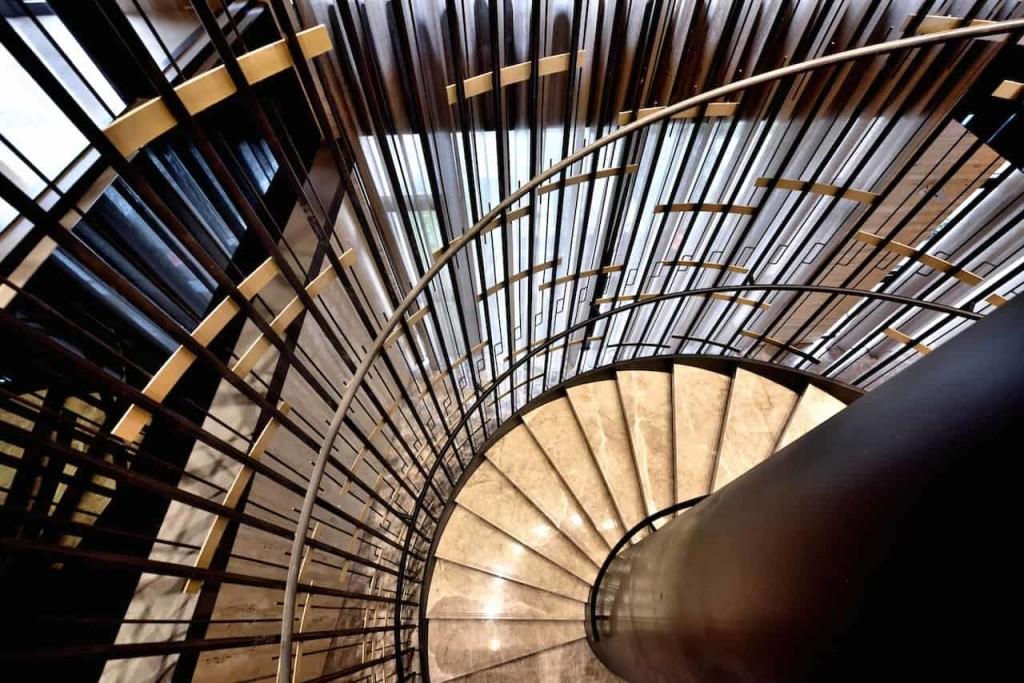 替換兩張樓梯