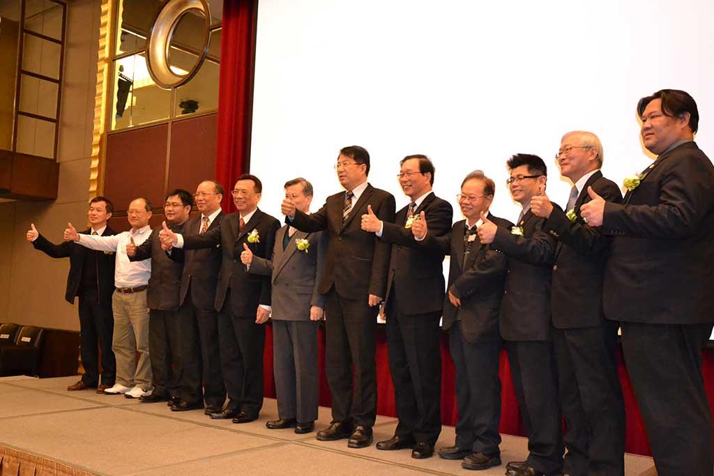 圖片:全臺首件耐震標章暨智慧綠建築三認證建築在臺南