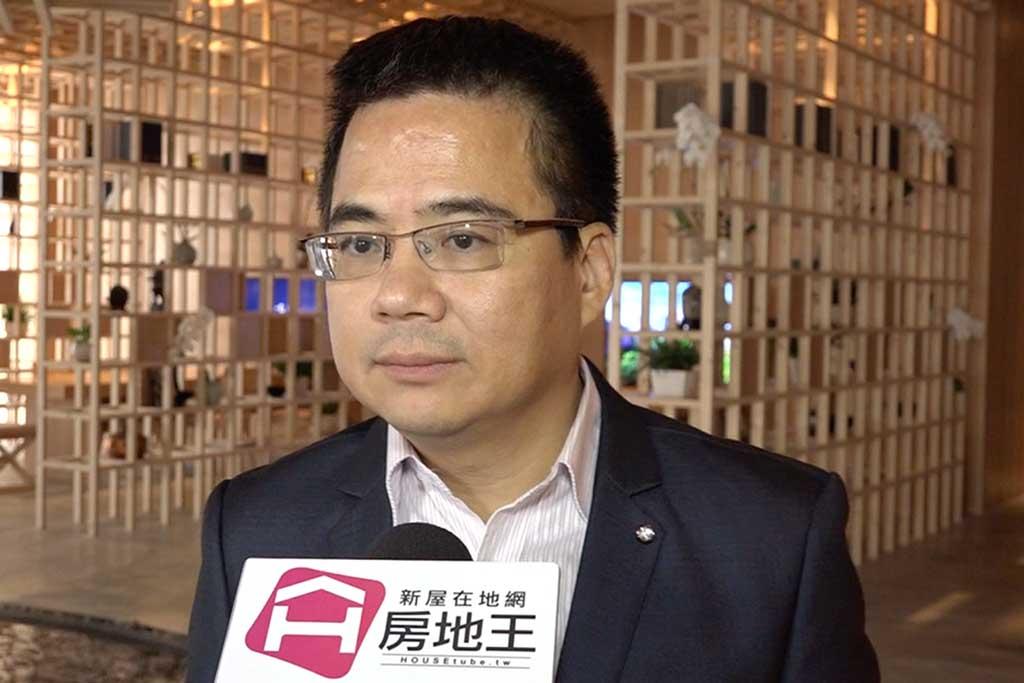 圖片:「寶鯨建設」總經理許枝旺  成功將「豪墅」昇華到「超豪墅」的境界
