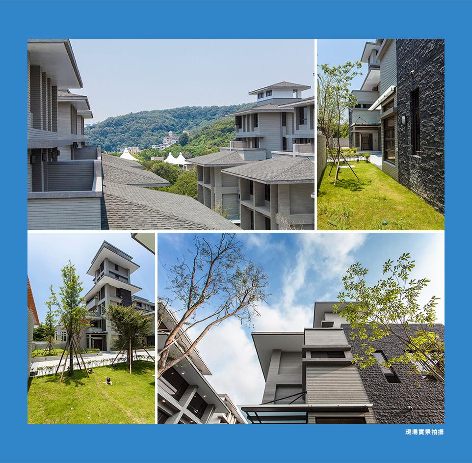 圖片:新竹東區新成屋 正群建設【明湖清境】獨棟、雙併別墅 全新完工