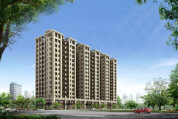 圖片:新竹竹北新建案 盛亞建設【樂在 My House】好房子、好視野、好環境