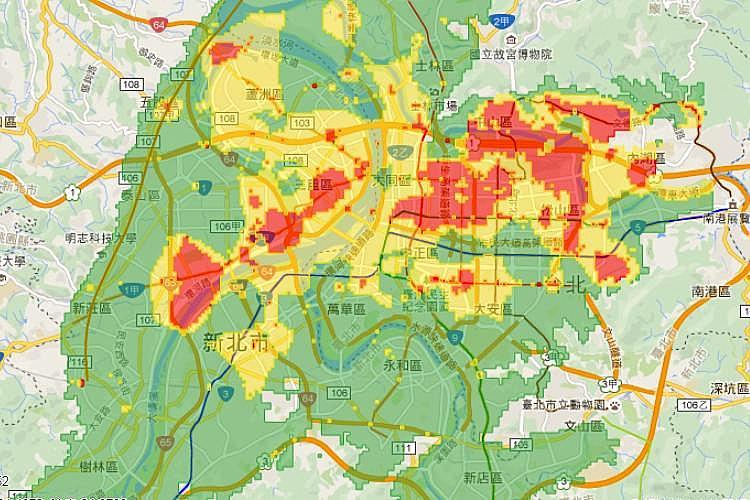 圖片:土壤液化紅色區要申請房貸怎麼辦 看銀行怎麼說…