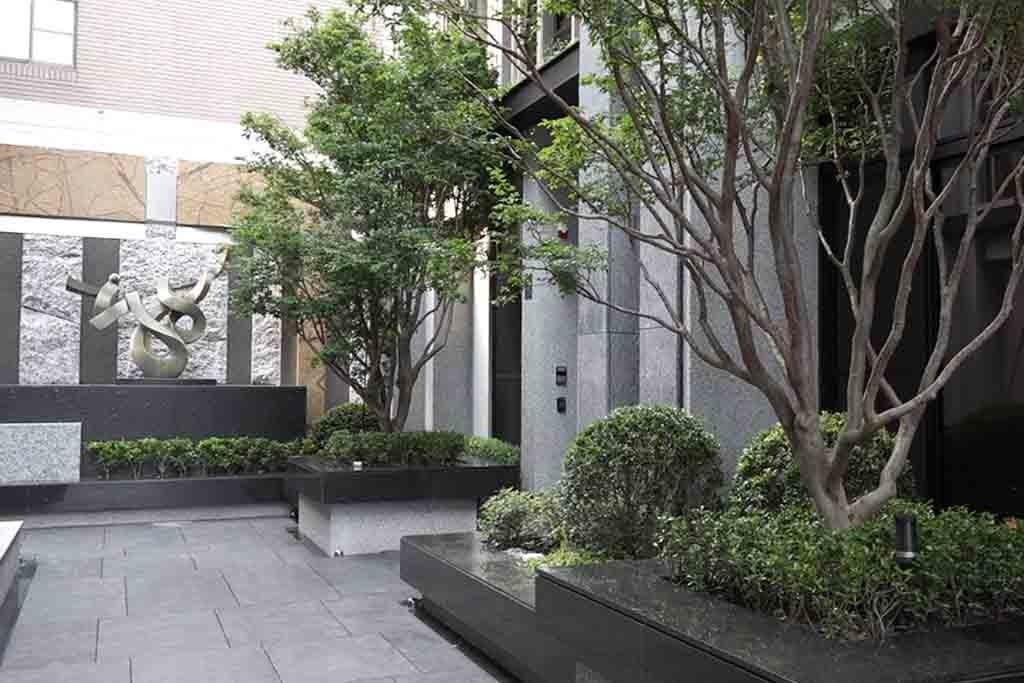 漢宇掬境中庭