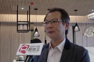 「達麗建設」副總經理 梁景清 高雄市三民...