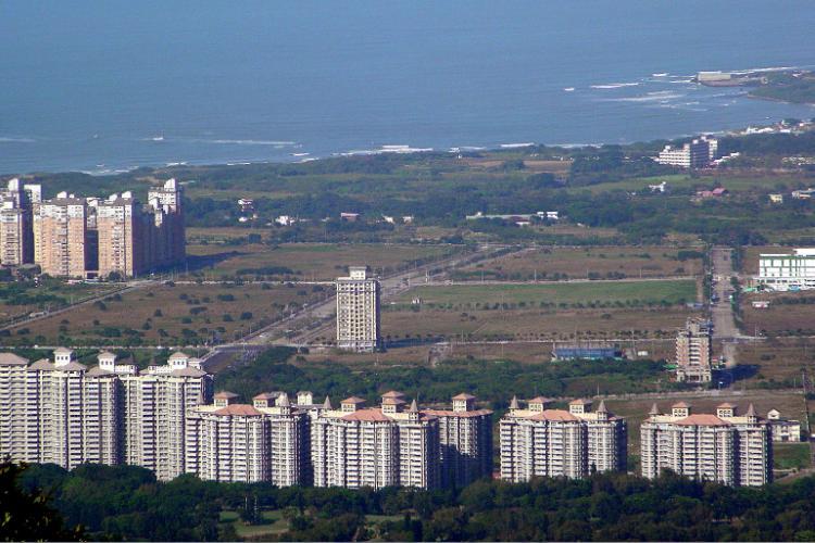 淡海新市鎮