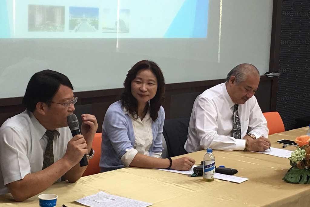 台南市房產市場指數記者會