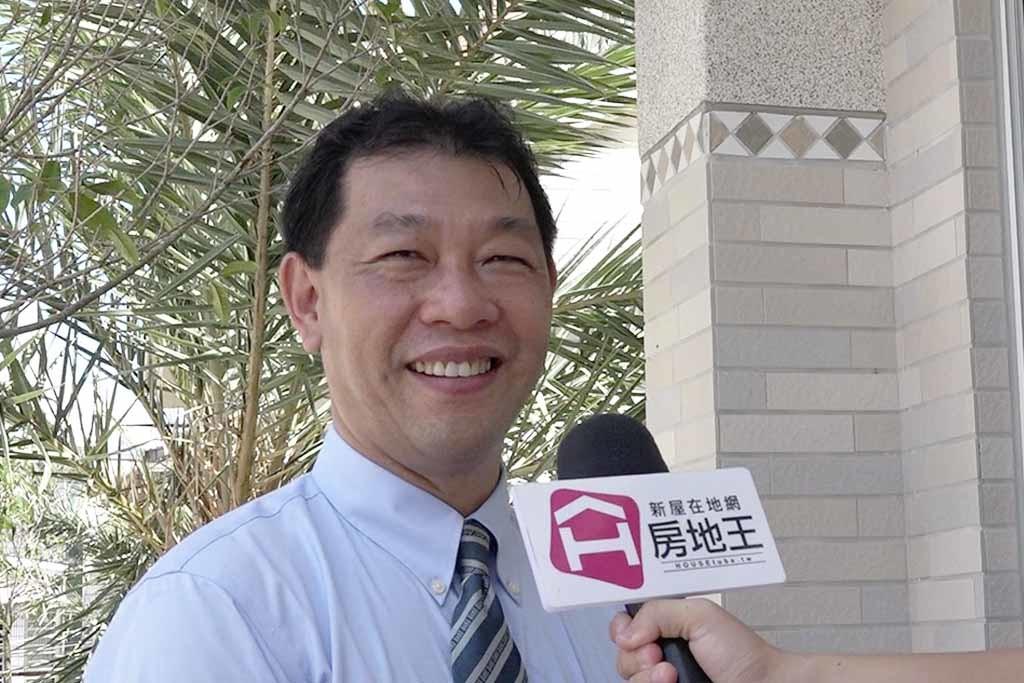 友盛建設總經理蘇昌盛