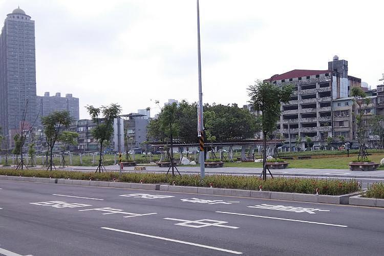 板橋江翠北側重劃區