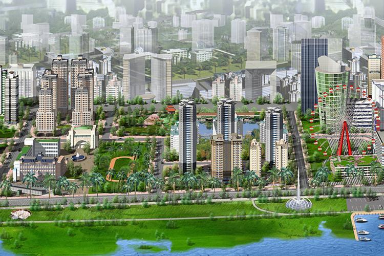 江翠北側重劃區