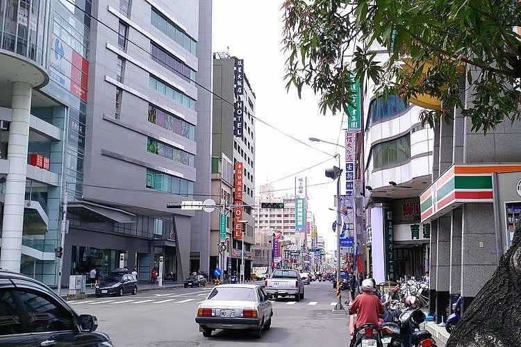 復興路四段商圈