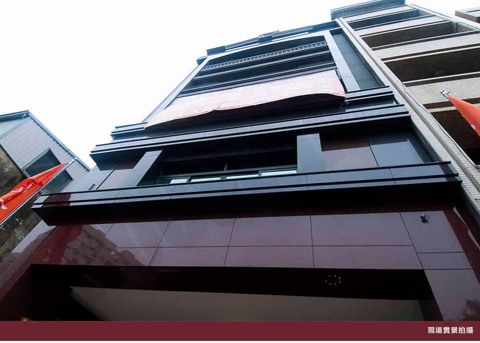 圖片:台南北區新成屋 大全美開發建設【古都六星會館】全棟花崗岩 20間陽光大套房